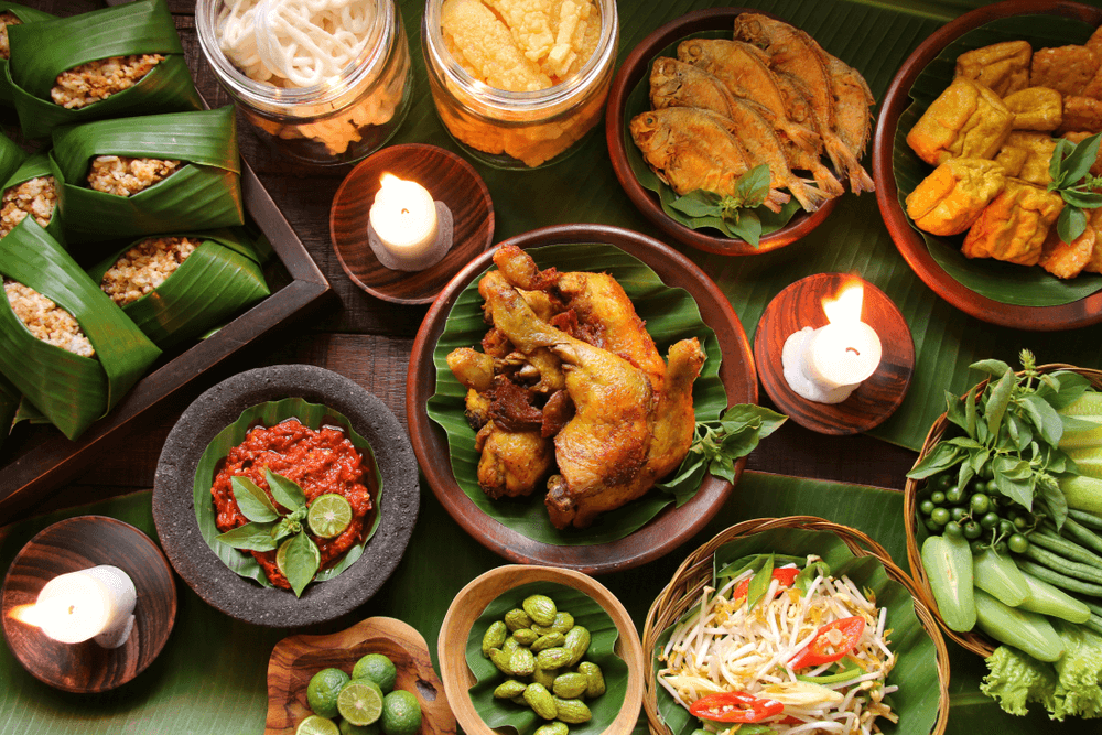 Makanan Khas Sunda Dengan Cita Rasa Ringan Dan Sederhana