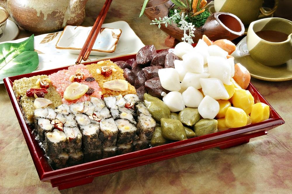hidangan Chuseok