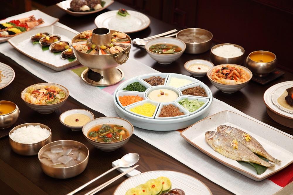 makanan khas korea kerajaan