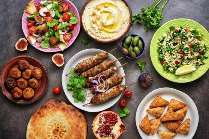 aneka makanan khas Turki