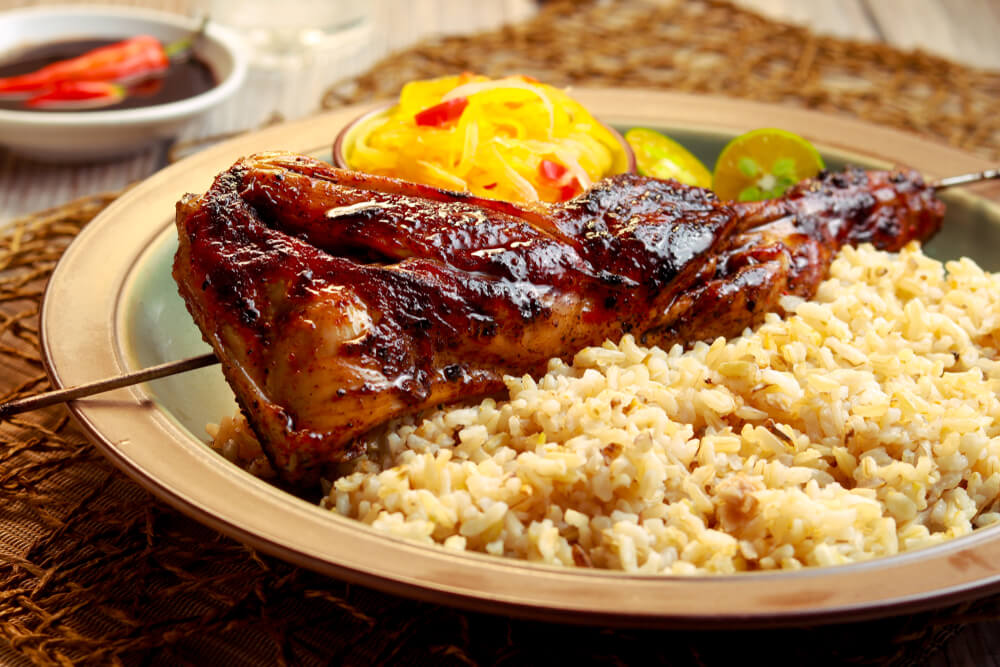 ayam inasal filipina