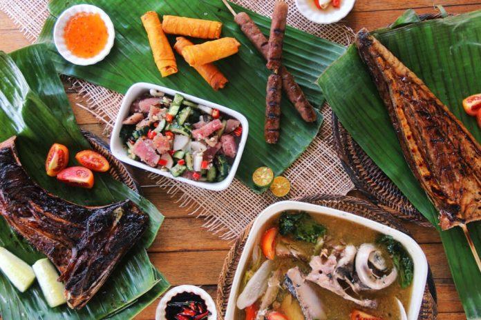 makanan filipina