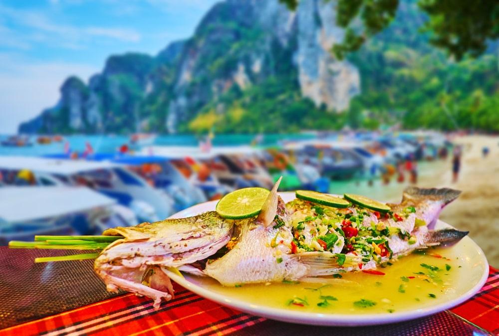 makanan Maluku