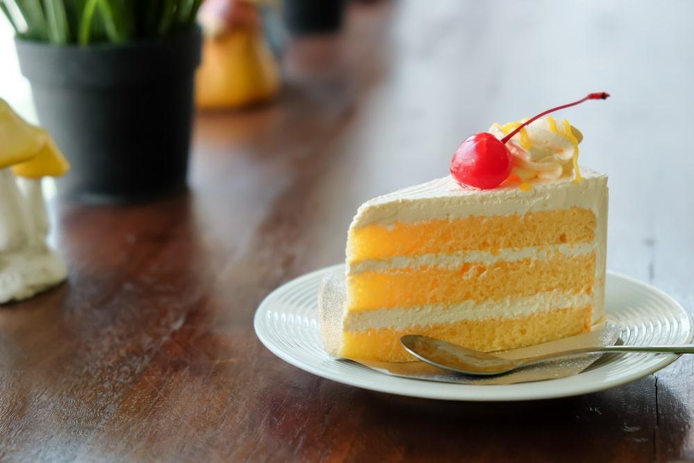 membuat kue lembut