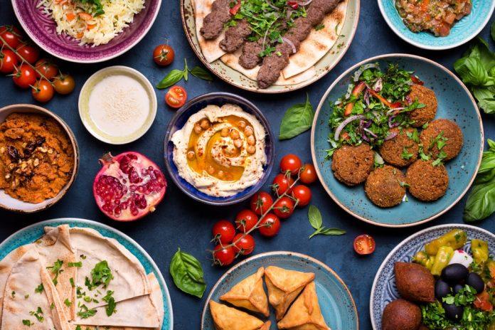 makanan Arab