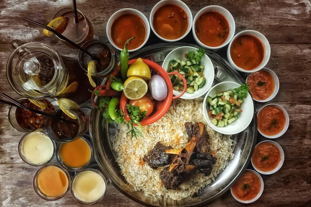 Nasi Mandi Arab