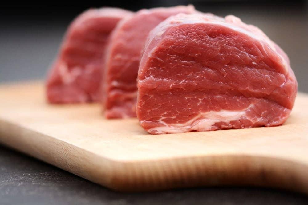 daging untuk rendang