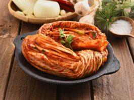 Kimchi Kprea Selatan