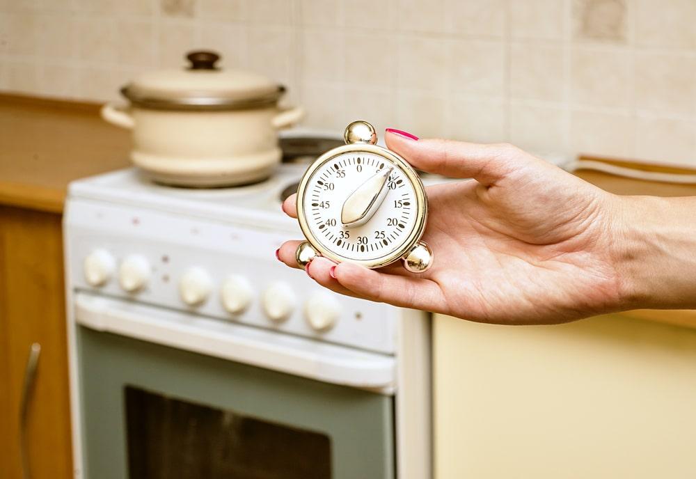 timer untuk memasak