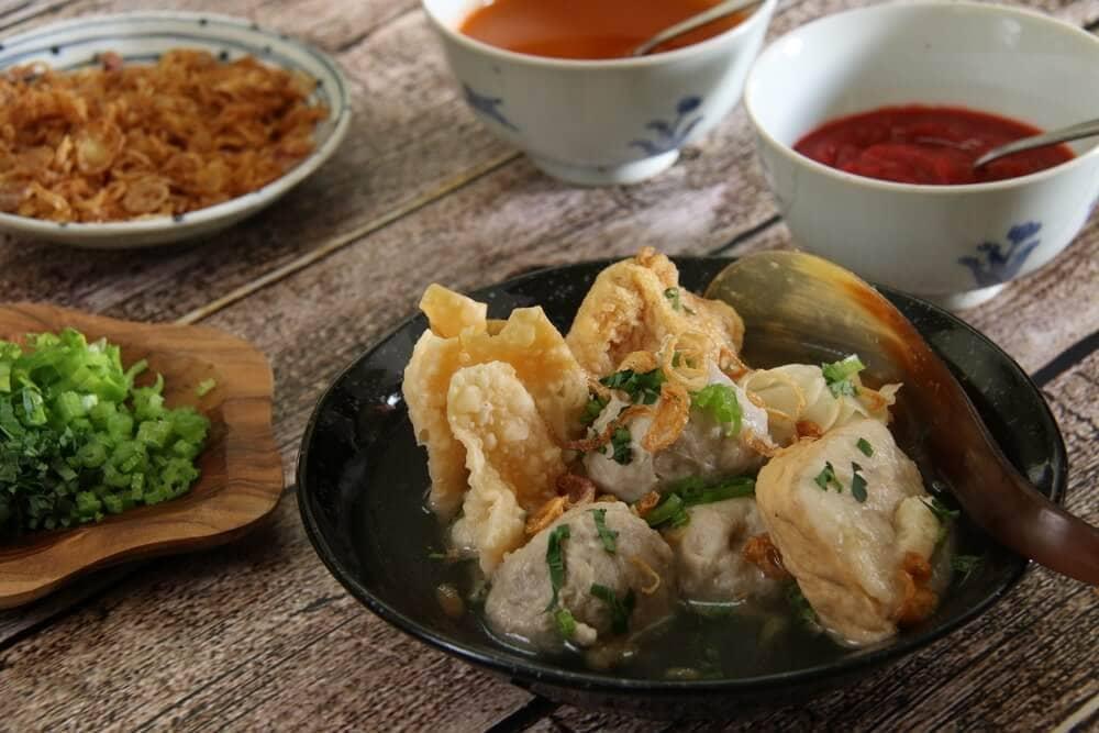 makanan khas jawa timur bakso malang